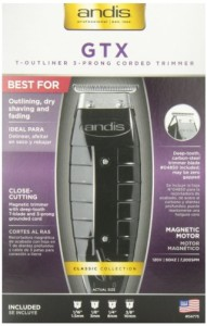 andis gtx t outliner trimmer 4775 review best beard. Black Bedroom Furniture Sets. Home Design Ideas