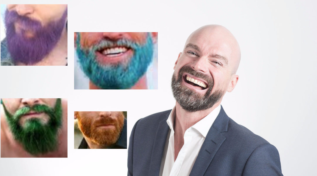How to Dye Your Beard Like a Pro