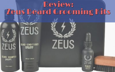 Zeus Beard Kit Review